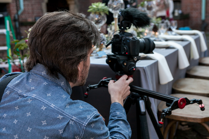 Videographer | As seen on TodaysBride.com