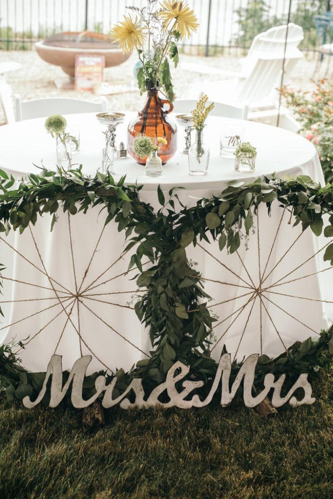 Same-Sex Wedding | Jadie Foto | As seen on TodaysBride.com