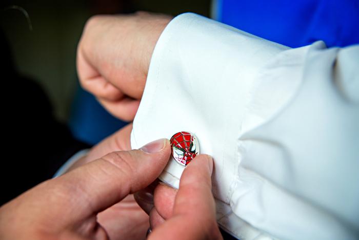 Comic Wedding | Pulsart Media | As seen on TodaysBride.com