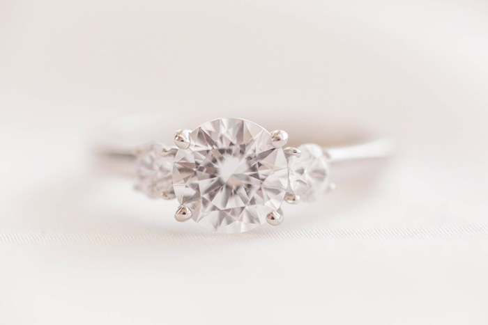 Engagement Ring | Danielle Harris Photography | As seen on todaysbride.com