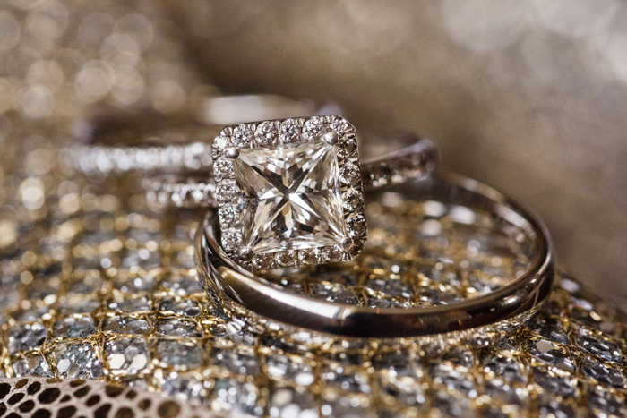 Engagement Ring | Genevieve Nisly Photography | As seen on TodaysBride.com