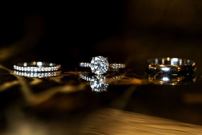 Engagement Ring | Jay Kossman Photography | As seen on TodaysBride.com