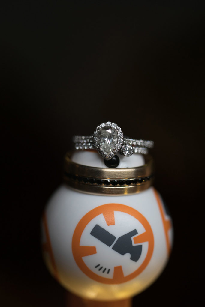 Engagement Ring | Karen Menyhart Photography