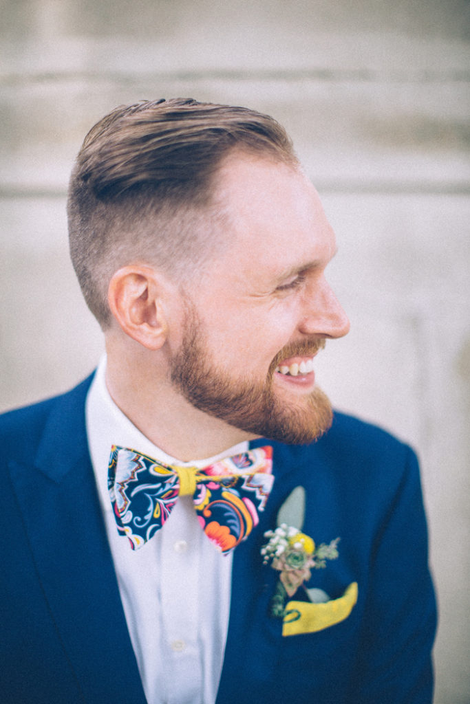 Colorful | too much awesomeness | As seen on TodaysBride.com