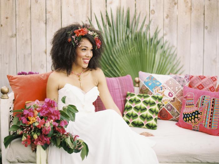 Tropical Wedding | Krista A Jones Photography | As seen on TodaysBride.com