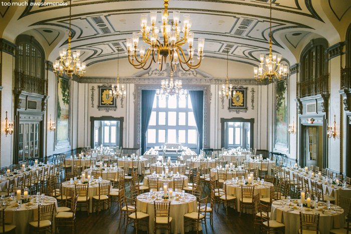 Venues | too much awesomeness | As seen on TodaysBride.com