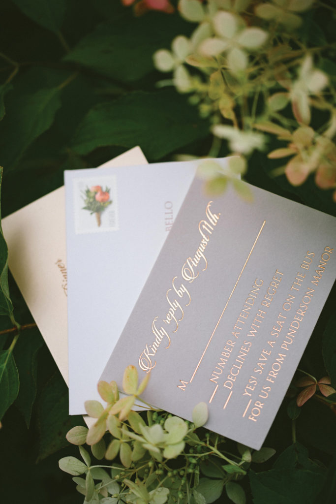Wedding Invitations | too much awesomeness | as seen on TodaysBride.com