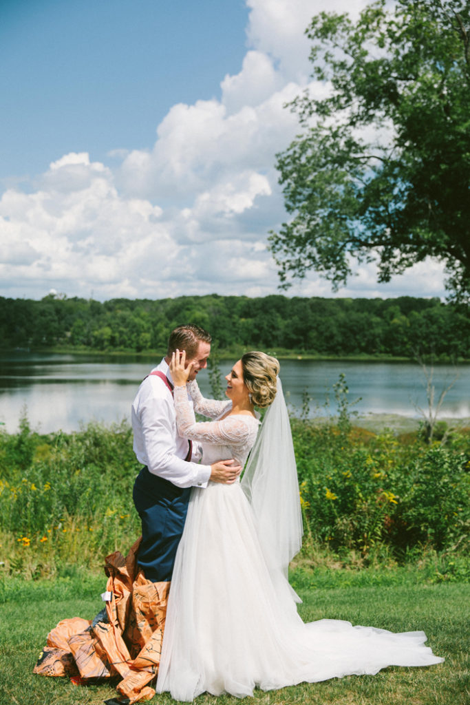 Bride and Groom | too much awesomeness | As seen on TodaysBride.com