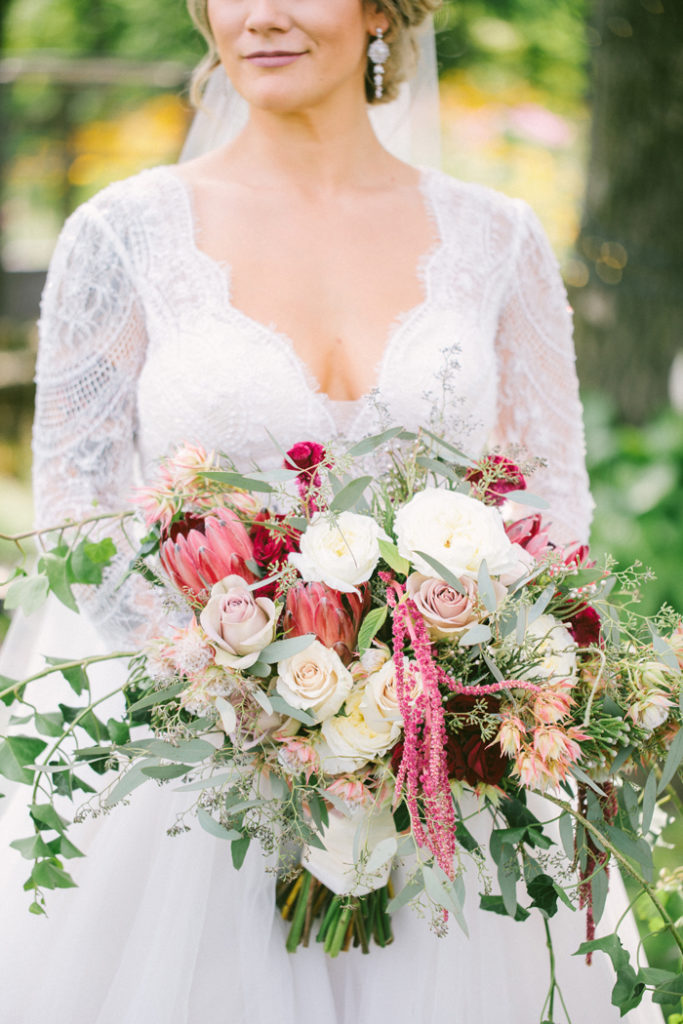 Wedding Bouquet | too much awesomeness | As seen on TodaysBride.com