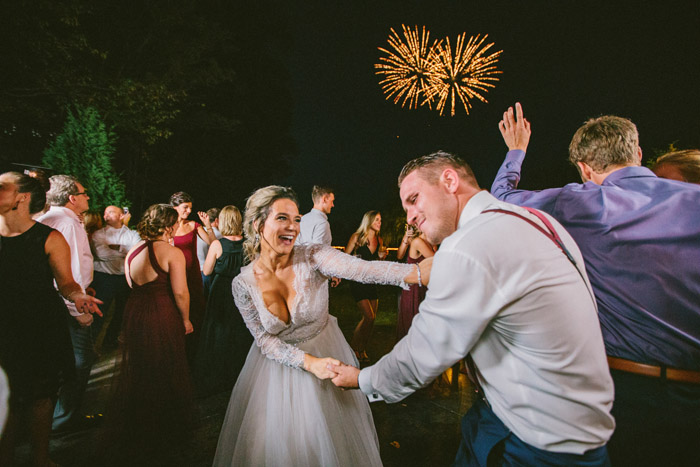 Wedding Reception | too much awesomeness | As seen on TodaysBride.com