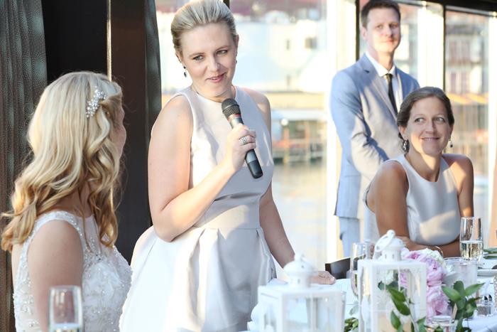 Wedding Toast | B Frohman Imaging & Design | As seen on TodaysBride.com