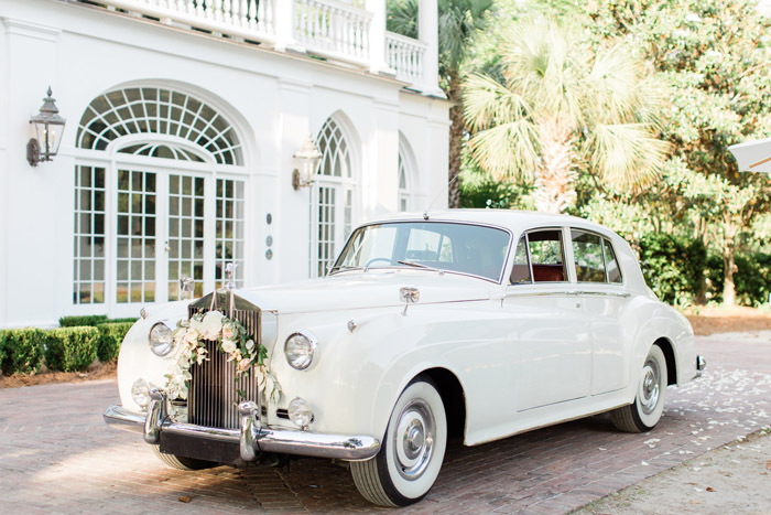 Rolls Royce | Danielle Harris Photography | As seen on TodaysBride.com
