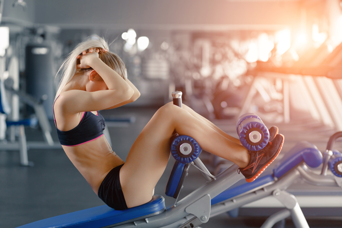 Exercising | As seen on TodaysBride.com