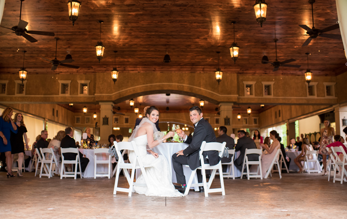 Wedding Reception | Sabrina Hall Photography | As seen on TodaysBride.com