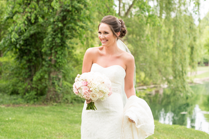 Bride | Sabrina Hall Photography | As seen on TodaysBride.com