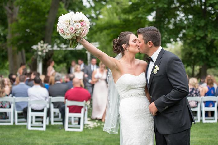 Bride and Groom | Sabrina Hall Photography | As seen on TodaysBride.com