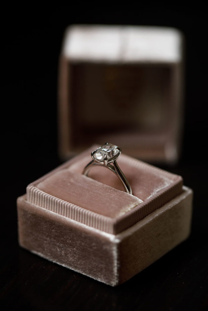 Wedding Ring | Geneveive Nisly Photography | As seen on TodaysBride.com