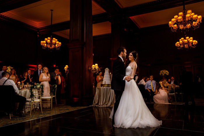 First Dance | Genevieve Nisly Photography | As seen on TodaysBride.com