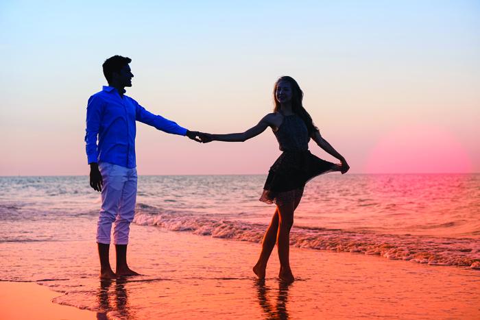 Honeymoon | As seen on TodaysBride.com