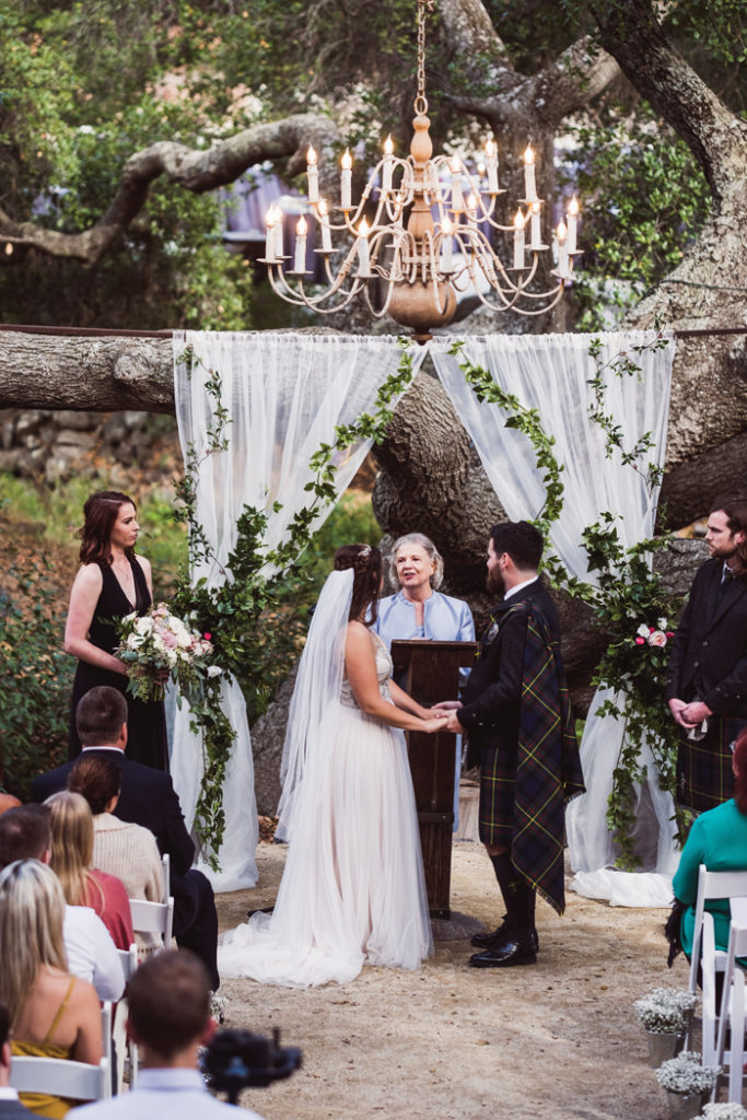 Bride and groom getting married | John Patrick Images | As seen on TodaysBride.com