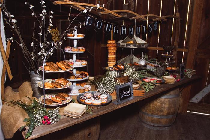 wedding dessert table | John Patrick Images | As seen on TodaysBride.com
