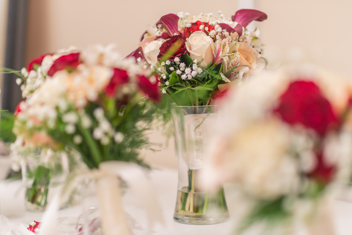 Rose Bouquet | The Cleveland Photographic Co. | As seen on TodaysBride.com
