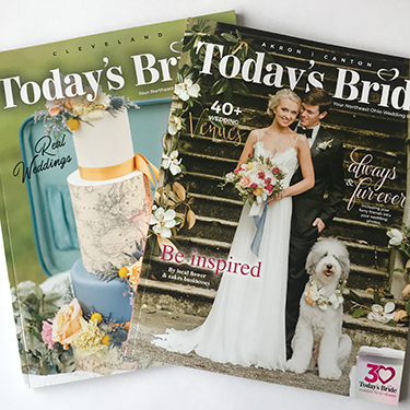 FREE Today's Bride Magazine