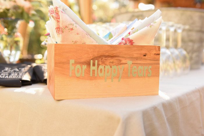 Wedding Favors | Jodi Hutton Photography | As seen on TodaysBride.com