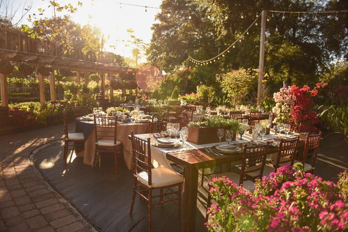 Garden Wedding | Jodi Hutton Photography | As seen on TodaysBride.com
