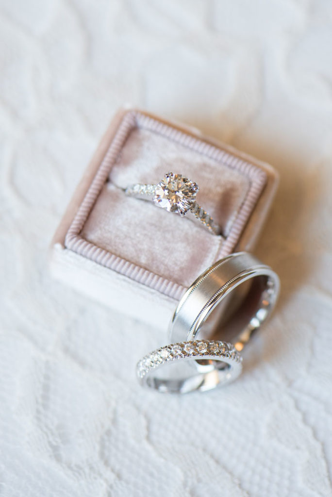 Wedding Ring | Sabrina Hall Photography | As seen on TodaysBride.com