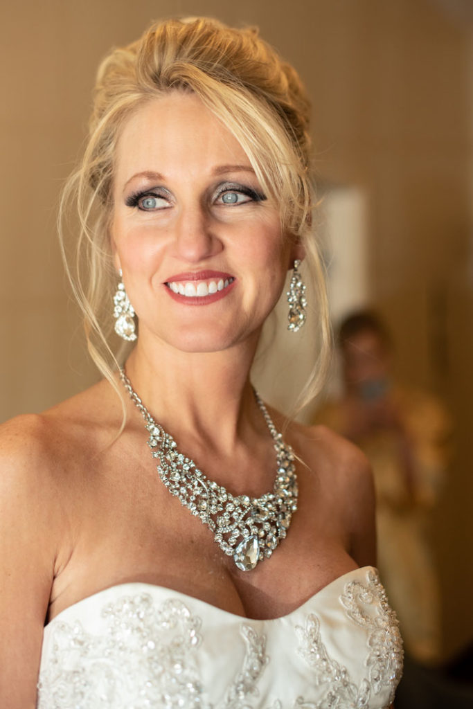 Bride | Sabrina Hall Photography | As seen on TodaysBride.com
