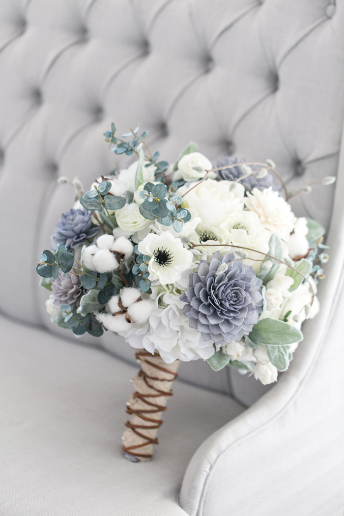 Wedding Flowers | Company Forty Two | As seen on TodaysBride.com