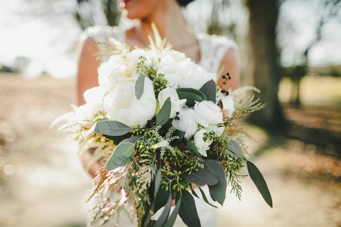 Wedding Bouquet | Teale Photography | As seen on TodaysBride.com