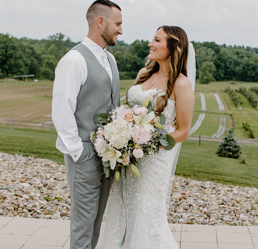 Abby & Shane's Real Wedding