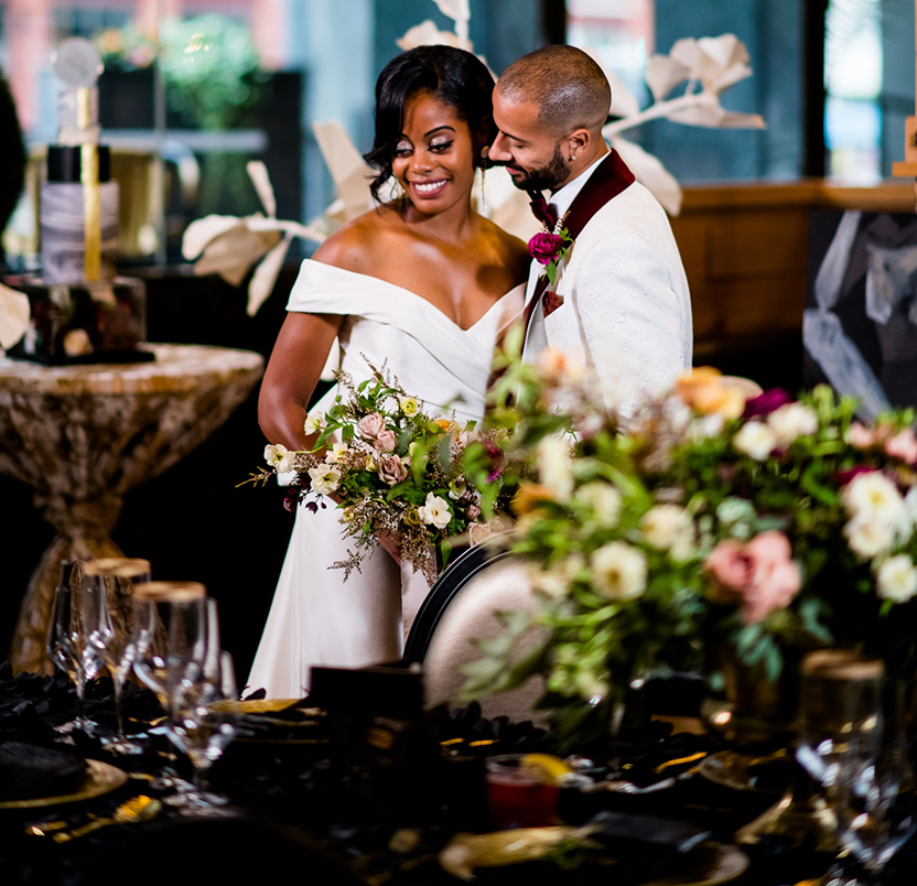Vow Renewal Turned Styled Shoot