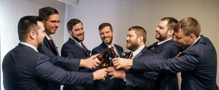 Groomsmen and Best Man Gifts