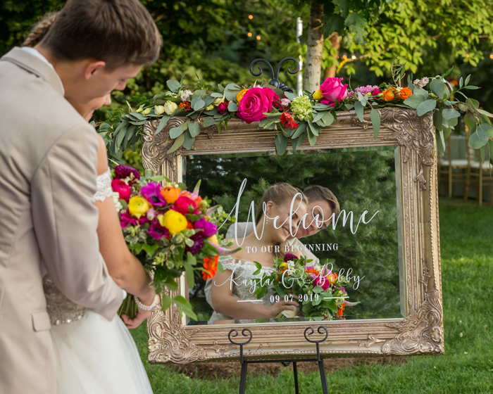 Wedding Decor | OH Snap! Photography | As seen on TodaysBride.com