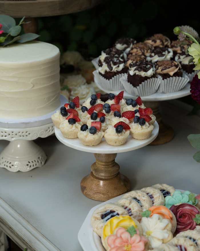 Pastries | OH Snap! Photography | As seen on TodaysBride.com