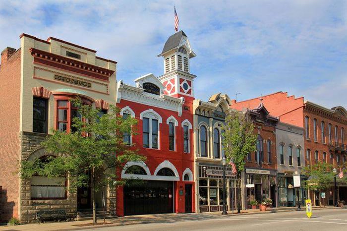 Medina Ohio | Medina County Convention and Visitor's Center | As seen on TodaysBride.com