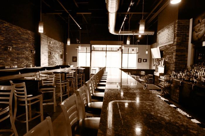 Restaurant | One Eleven Bistro | As seen on TodaysBride.com