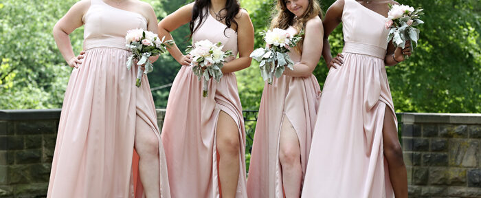 Different Types of Bridesmaids