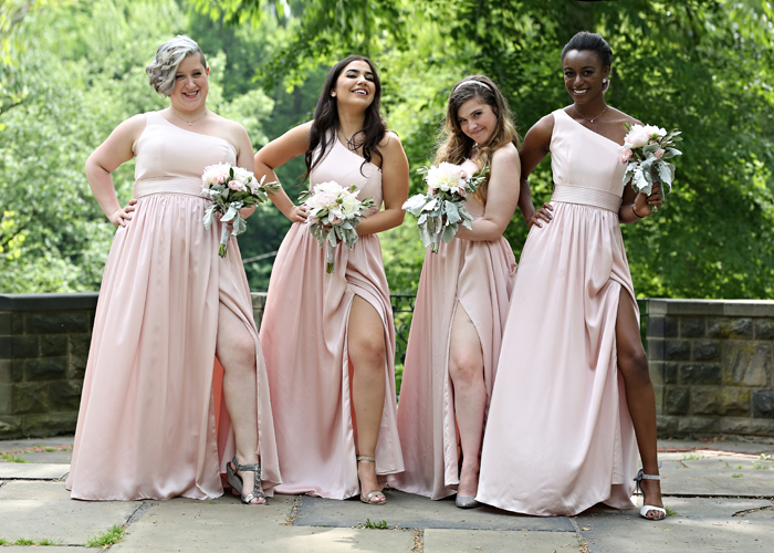 Bridesmaids | B Frohman Imaging & Design | As seen on TodaysBride.com