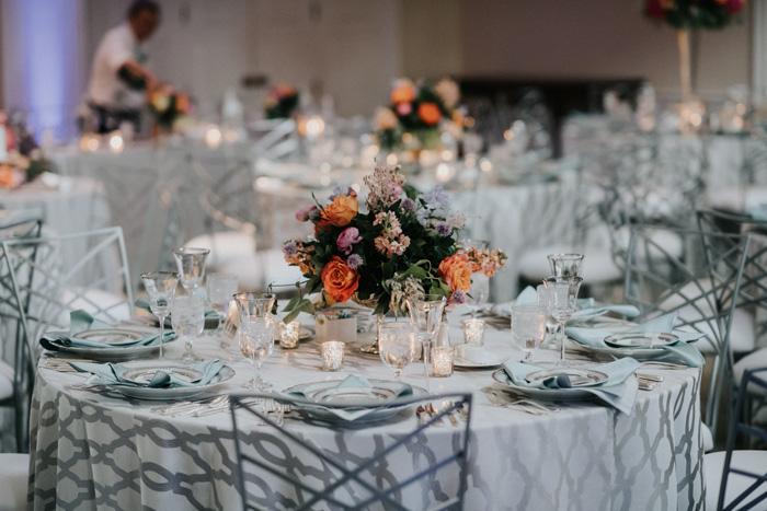 Wedding Table | Nick Plus Danee |  As seen on TodaysBride.com