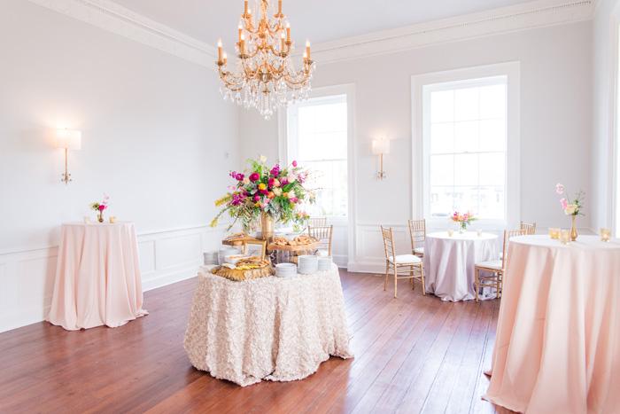 Wedding Reception | Dana Cubbage Weddings | As seen on TodaysBride.com