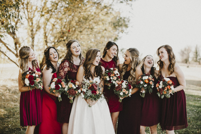 Bridesmaids | Glasser Images | As seen on TodaysBride.com