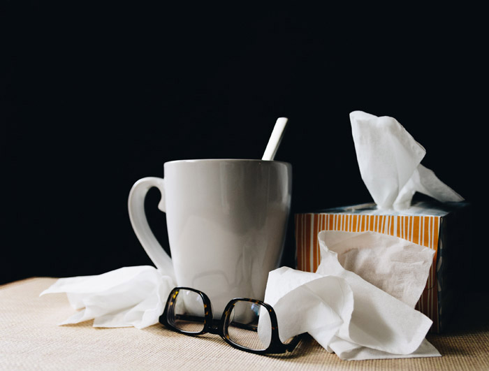 Tissues and Tea | As seen on TodaysBride.com