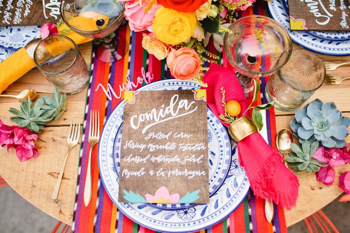 Mexican Fiesta | Megan Walker Photography | As seen on TodaysBride.com
