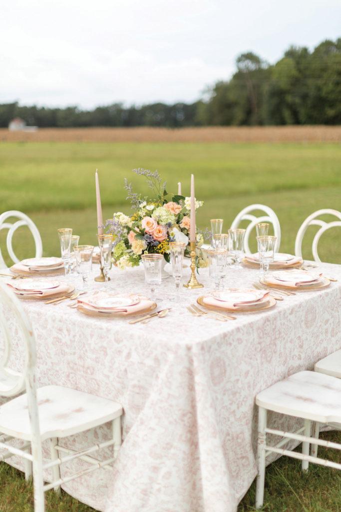 Wedding Table | Torianna Brooke Photography | As seen on TodaysBride.com