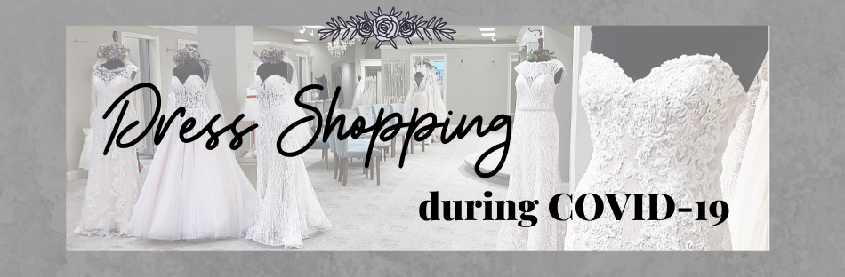Dress Shopping during COVID-19 | Galleria Gowns | As Seen on TodaysBride.com