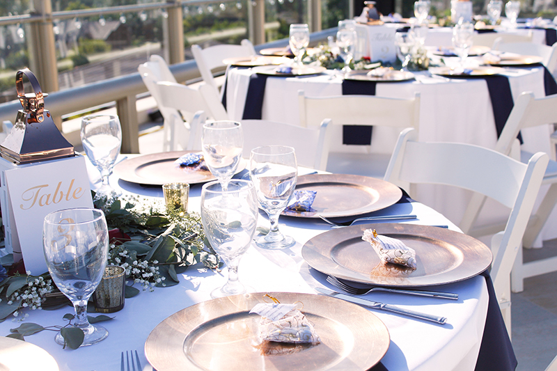 Wedding Tables for Reception | Stephany Perea | As seen on TodaysBride.com